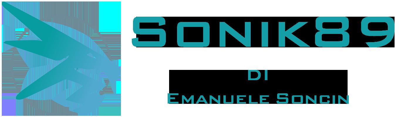Sonik89 di Emanuele Soncin